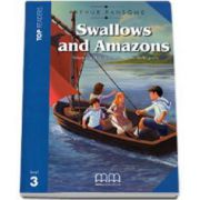 Arthur Ransome - Swallows and Amazons. Story adapted by H. Q Mitchell. Readers pack with CD level 3