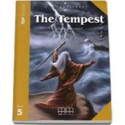 William Shakespeare - The Tempest. Story adapted by H. Q Mitchell. Readers pack with CD level 5