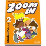 Zoom In level 2 Students Book (Mitchell H. Q.)