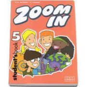 Zoom In level 5 Students Book (Mitchell H. Q.)