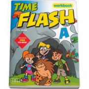 Time Flash level A Workbook with CD-Rom and Stickers (H. Q. Mitchell)