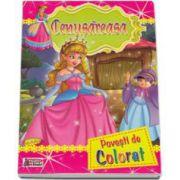 Cenusareasa - Povesti de colorat