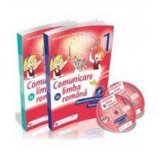 COMUNICARE IN LIMBA ROMANA. Manual pentru clasa I - Partea I si Partea a II-a - Autori, Iliana Dumitrescu si Daniela Barbu