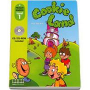 H. Q. Mitchell - Cookie Land. Primary Readers level 1 reader with CD