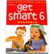 Mitchell H. Q., Get Smart level 6. Workbook with CD - British Edition