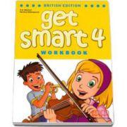 Mitchell H. Q., Get Smart level 4 Workbook with CD - British Edition