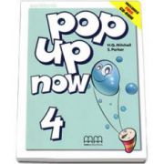 Mitchell H. Q., Pop Up Now level 4 Workbook with CD