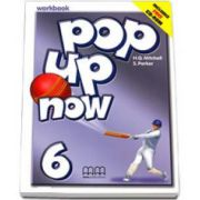 Mitchell H. Q., Pop Up Now level 6 Workbook with CD