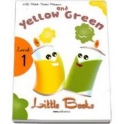H. Q. Mitchell - Yellow and Green. Little Books level 1 Student s Book with CD