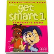 Mitchell H. Q., Get Smart level 1 Student s Book - British Edition