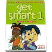 Mitchell H. Q., Get Smart level 1 Workbook with CD - British Edition