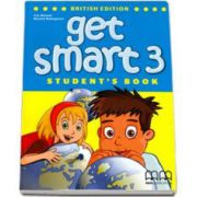 Mitchell H. Q., Get Smart level 3 Student s Book - British Edition