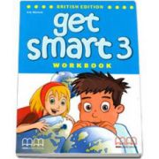 Mitchell H. Q. - Get Smart level 3 Workbook with CD - British Edition