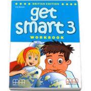 Mitchell H. Q. - Get Smart level 3 Workbook with CD - British Edition