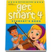 Mitchell H. Q., Get Smart level 4. Student s Book - British Edition