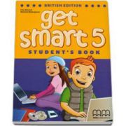 Mitchell H. Q. - Get Smart level 5. Student s Book - British Edition