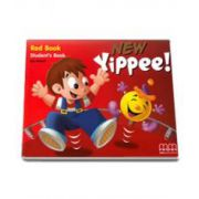 Mitchell H. Q, New Yippee! Red Book Student s Book with CD and Stickers