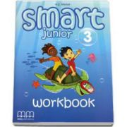Mitchell H. Q. - Smart Junior level 3 Workbook with CD