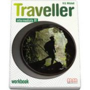 Mitchell H. Q, Traveller Intermediate B1 level Workbook with CD