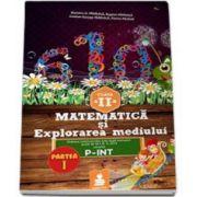 Matematica si explorarea mediului - Auxiliar pentru, clasa a II-a, Semestrul I - Ordinea continuturilor este dupa manualul avizat de M. E. N. in 2014, varianta P-INT