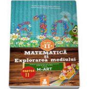 Matematica si explorarea mediului - Auxiliar pentru, clasa a II-a, Semestrul II - Ordinea continuturilor este dupa manualul avizat de M. E. N. in 2014, varianta M-ART