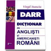 Virgil Stanciu, DAAR - Dictionar de Anglisti si Americanisti Romani. Editia a II-a, revazuta si adaugita