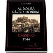 Ken Ford, Al Doilea Razboi Mondial. Cassino 1944