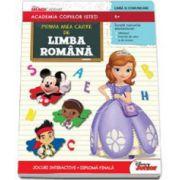 Disney, Prima mea carte de limba romana - Academia copiilor isteti