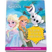 Disney, Reghatul de gheata. Ne jucam... cu Olaf si prietenii lui - Editie cu coperti cartonate