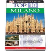 Top 10 Milano. Ghid turistic vizual