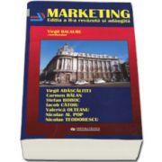 Virgil Balaure, Marketing. Editia a II-a revazuta si adaugita