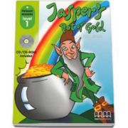 H. Q. Mitchell - Jasper s pot of Gold. Primary Readers level 1 reader with CD