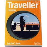 H. Q. Mitchell, Traveller Beginners level. Teachers Book - Manualul Profesorului clasa a III-a