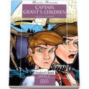 Captain Grant s Children. Graded Readers level 4 - Intermediate - readers pack with CD