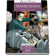 Frankenstein. Graded Readers level 4 - Intermediate - readers pack with CD