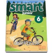 Mitchell H. Q. - Smart Junior level 6 Workbook with CD