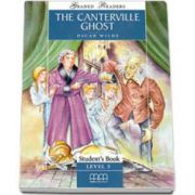 The Canterville Ghost. Graded Readers level 3 - Pre-Intermediate - readers pack with CD