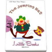 The Jumping Hat. Little Books level 3 reader with CD - H. Q. Mitchell
