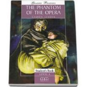 The Phantom of the Opera. Graded Readers, level 4 - Intermediate - readers pack with CD