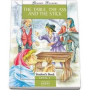 The Table, The Ass and the Stick. Graded Readers level 1 - Beginners - readers pack with CD