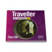 H. Q. Mitchell, Traveller Pre-Intermediate level Class CDs, pentru clasa a VI-a