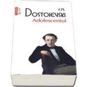 Adolescentul - Colectia Top 10 - Traducere din limba rusa si note de Livia Cotorcea