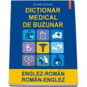 Dictionar medical de buzunar englez-roman / roman-englez - Danielle Duizabo
