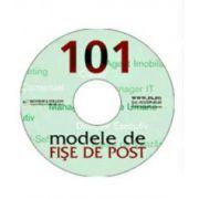 Ioana Manaila, 101 modele de FISE de POST - Format CD