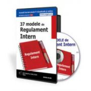 37 de Modele de Regulament intern - Format CD