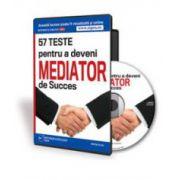 Gabriela Dita, 57 teste pentru a deveni Mediator de Succes - Format CD