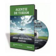Agentie de turism. Dileme fiscal-contabile rezolvate - Format CD