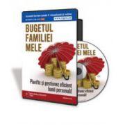 Antoaneta Paraschiv, Bugetul familiei mele - Format CD