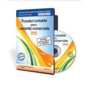 Proceduri contabile pentru societati comerciale 2015 - Format CD