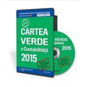 Cartea Verde a Contabilitatii 2015 - Format CD